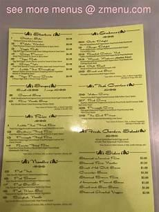 Kitchen Notes Prices by Menu Of Thai Kitchen Restaurant Flagstaff
