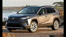 2019 toyota rav4 limited interior exterior and drive youtube