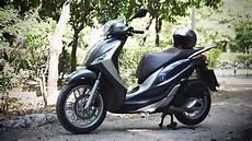 Piaggio Medley 150 Test Ride
