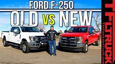 2020 vs 2019 ford duty f 250 7 3l v8 these are the