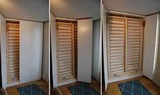 ikea lit escamotable lit escamotable ikea diy avec une armoire pax