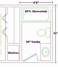 bathroom floor plan ideas 5x10 bathroom floor plan in 2019 bathroom bathroom floor plans bathroom layout