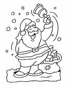 santa claus coloring pages coloring pages