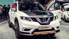 the newest 2020 nissan x trail is about to get further