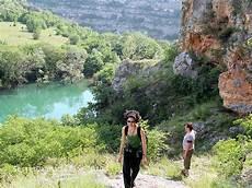 hiking in croatia manojlovac waterfalls secret dalmatia blog travel experiences in croatia