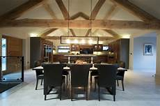 barn conversion contemporary dining room other by yorkshire design associates