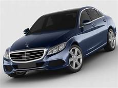 3d model mercedes c class 2014 exclusive cgtrader