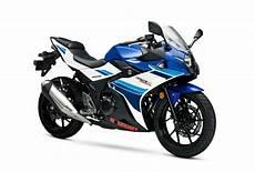2019 suzuki motorcycle models 2019 suzuki gsx250r guide total motorcycle