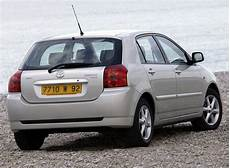 2006 toyota corolla e12 pictures information and