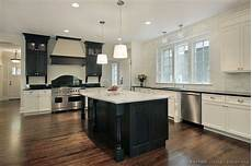 Kitchen Colors Black And White by Black And White Kitchen Designs Ideas And Photos