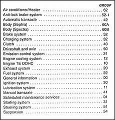 online car repair manuals free 2002 kia spectra electronic valve timing 2002 kia spectra repair shop manual original