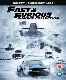 the fast and the furious 8 fast furious 8 collection digital