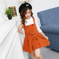 spring autumn 2017 new korean fashion style kids girls
