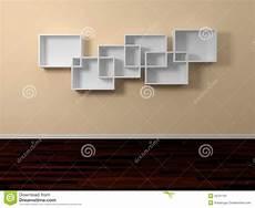 mensole metallo moderne mensole moderne immagine stock immagine 25121161