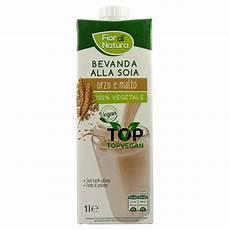 latte di soia eurospin latte vegetale di fior di natura topvegan