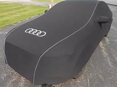 new genuine oem 2009 2012 audi a4 s4 indoor car cover black ebay