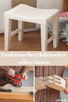 Holzhocker Hocker Holz Hocker Und Holzhocker