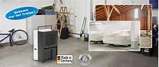 Entfeuchter Garage by Luftentfeuchter Ttk 105 S Made In Germany Und 100 Trotec
