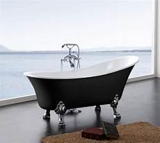 baignoire pied de baignoire baignoire sur pieds avec robinetterie mod 232 le
