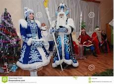 traditionelle weihnachtsmann spiele in karelien russland