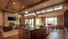open house plans with large kitchens open floor plans