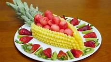how to cut slices and decorate fruit by j pereira