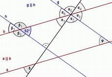 stufenwinkel an parallelen 220 bung mit geogebra mathematik