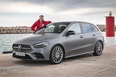 Mercedes B Klasse 2019 Bilder Autobild De