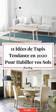 11 Tapis Tendance Pour Relooker Habiller Vos Sols Avec