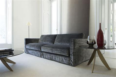 Divani Eleganti Velluto : Divano Danton Collezione Atelier