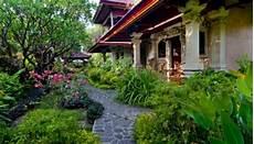 Desain Taman Ala Bali Kumpulan Desain Rumah