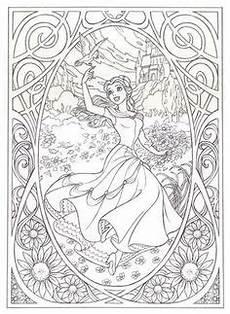 Malvorlagen Jugendstil Easy 70 Disney Prinzessinnen Ausmalbilder Zum