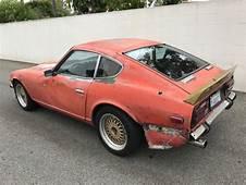 1970 Datsun 240Z Series 1 Matching  Engine CA Rust Free Z
