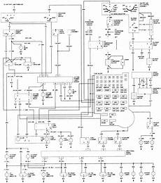 1991 s10 wiring schematic repair guides