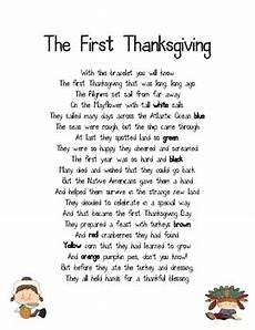 thanksgiving story bracelet by savvy second graders tpt