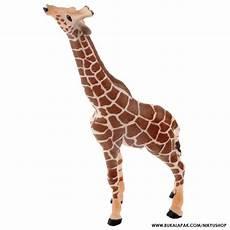 jual mainan edukasi pajangan koleksi hewan giraffe