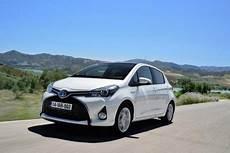 Toyota Yaris Hybride Prix Consommation Fiche Technique