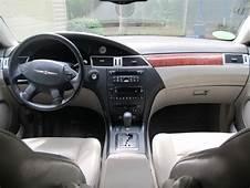 2008 Chrysler Pacifica  Interior Pictures CarGurus