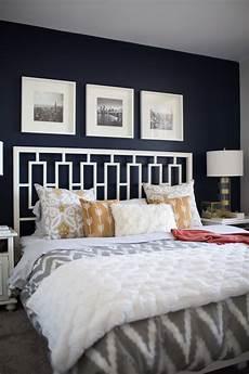 Bedroom Ideas Navy a look inside a s navy and mustard bedroom my