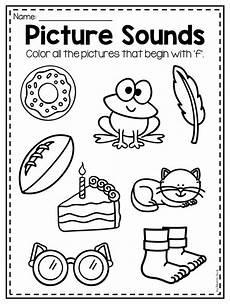 letter f worksheet for preschool 23596 mega alphabet worksheet pack pre k kindergarten beginning sounds worksheets alphabet