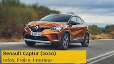 Renault Captur 2020 Preise Motoren Technische Daten