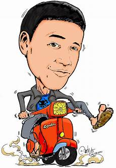 Karikatur Gils
