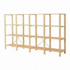 hejne 4 sections with shelves ikea