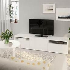 Best 197 Tv Unit Lappviken White Ikea