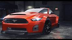 Need For Speed No Limits Ford Mustang Gt Customization