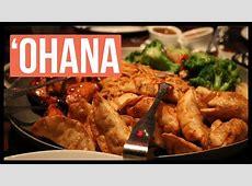 'Ohana Dinner   Disney Restaurant Raves   YouTube