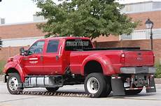 Ford F 750 Mega Prototype Truck Trend