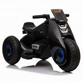 Kids 6V Electric 3 Wheel Motorcycle Ride On Toys Battery