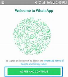 how to continue using whatsapp how to setup and use whatsapp android phone