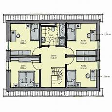 grundriss haus 3 kinderzimmer einfamilienhaus guenstig bauen birkenallee eines der 5